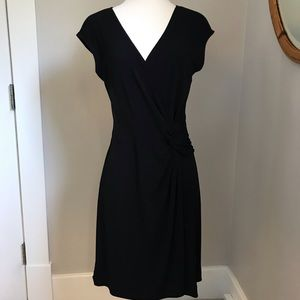 Max and Cleo Black Dress